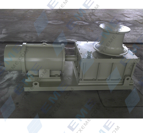 3T Electric Horizontal Capstan