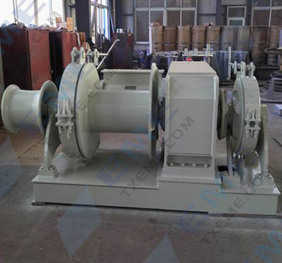 10T  electric anchor winch