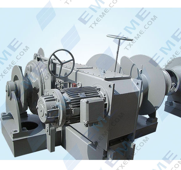 SEC Combined anchor winch