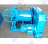 2T electric winch