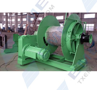 5T electric winch