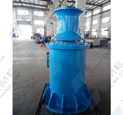 3T electric capstan