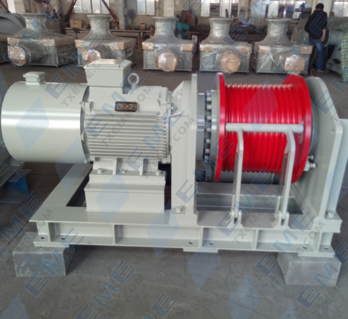 15T Electric winch