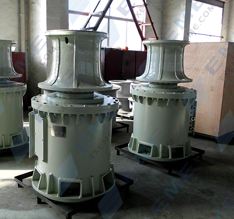Explosion proof capstan