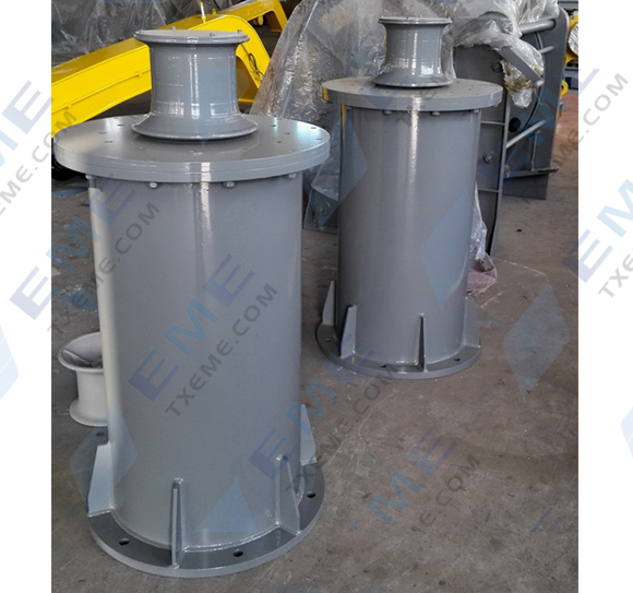 1.5T electric mooring vertical capstan