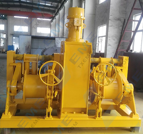 Explosion proof winch