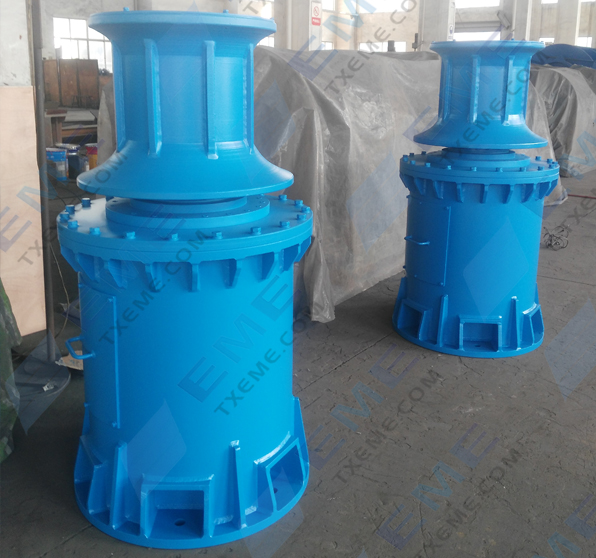 6T electric capstan