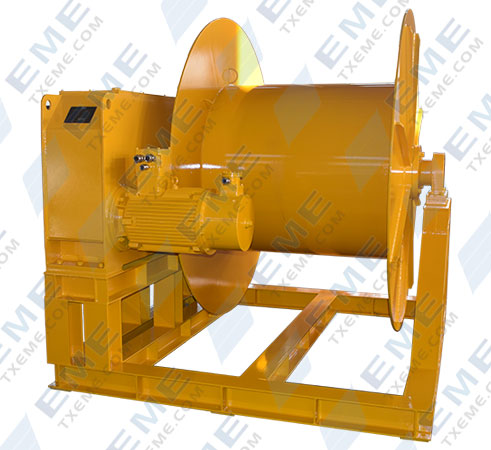 3T electric explosion-proof cable winch