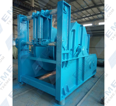 50T Hydraulic Towing Winch